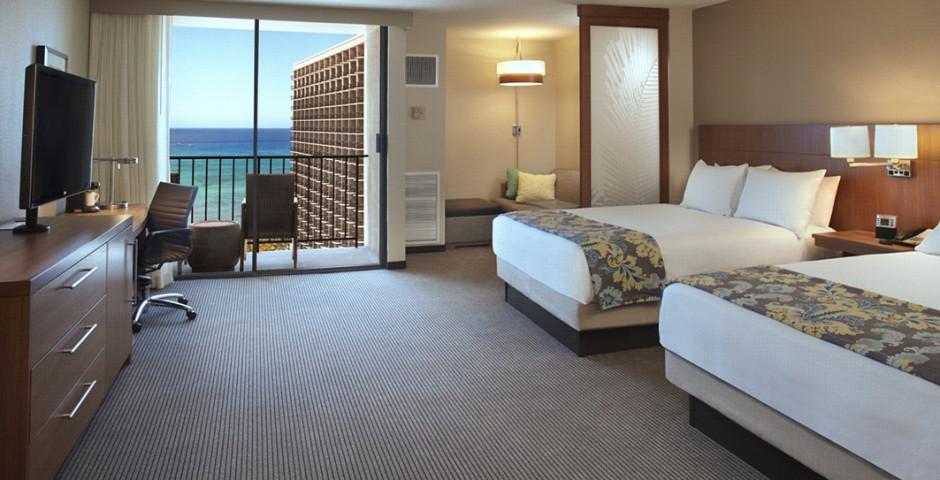 Hyatt Place Waikiki Beach