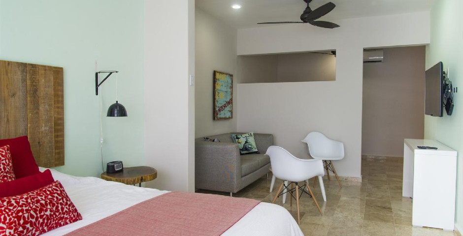 Koox Downtown Family Boutique Hotel