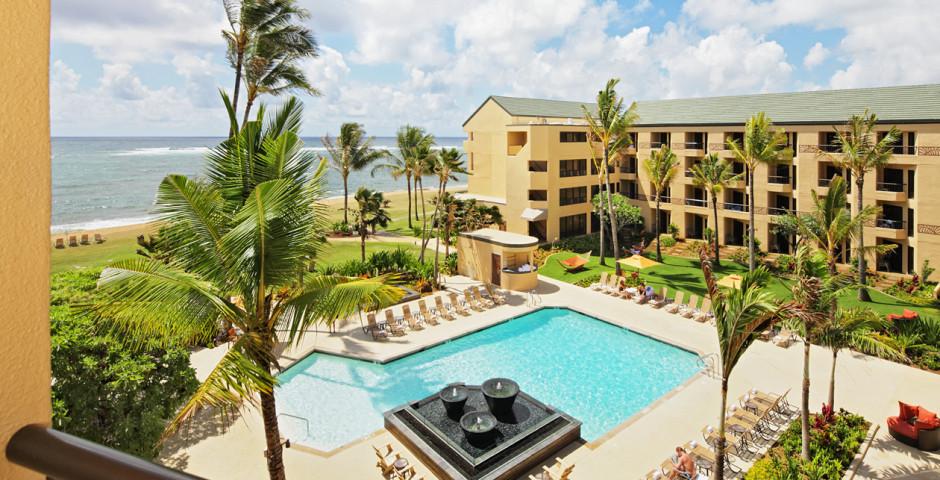 Courtyard Kauai at Coconut Beach