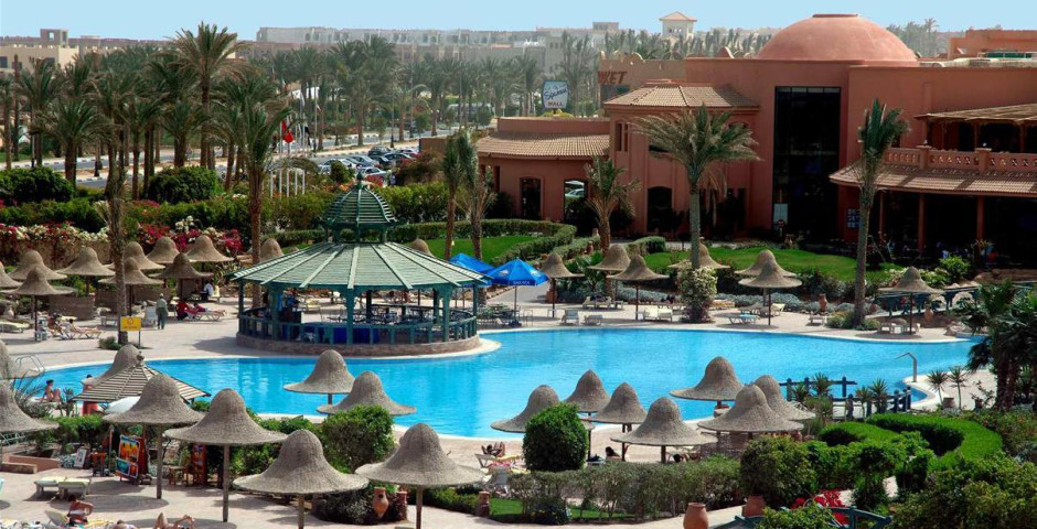 Parrotel Aqua Park Resort (ex. Park Inn by Radisson Sharm)