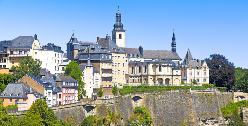Rempart - Luxembourg