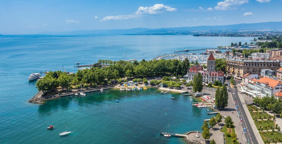 Lausanne, Genfersee - Waadt