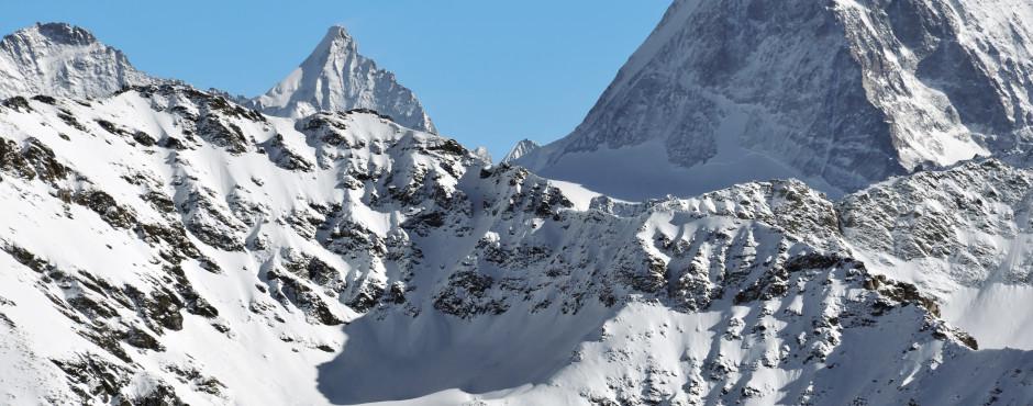 Der Berg Dent Blanche