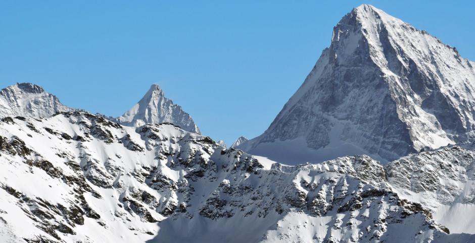 La montagne Dent Blanche