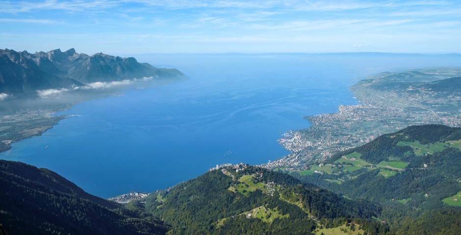 Montreux - Pays de Vaud