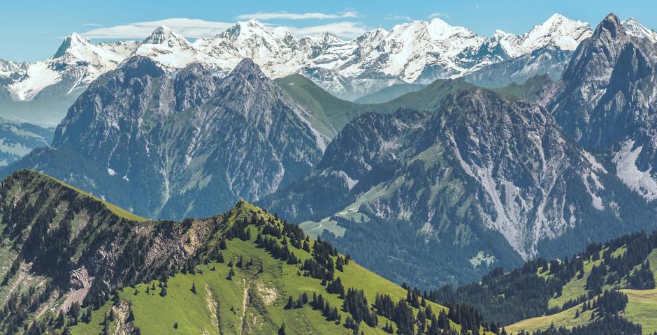 Rochers de Naye - Pays de Vaud