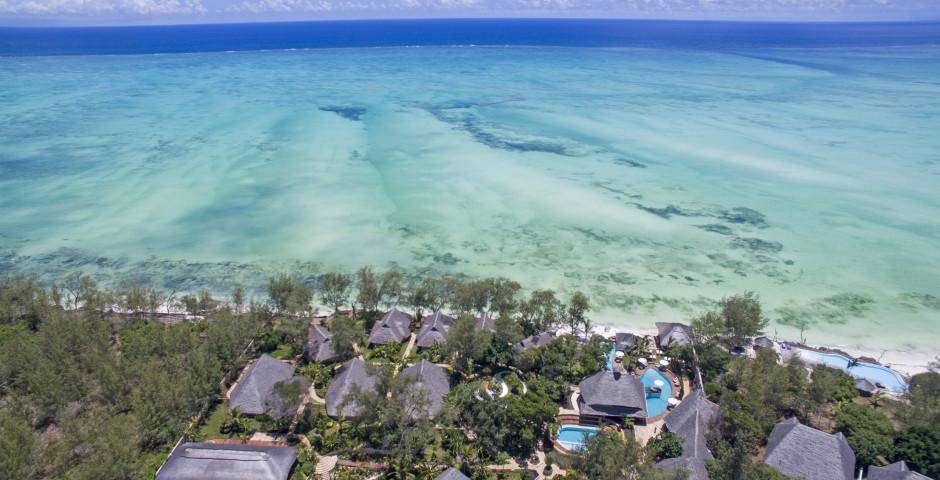 Tulia Zanzibar Unique Beach Resort