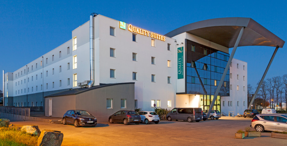 Quality Hôtel & Suites Nantes Atlantique