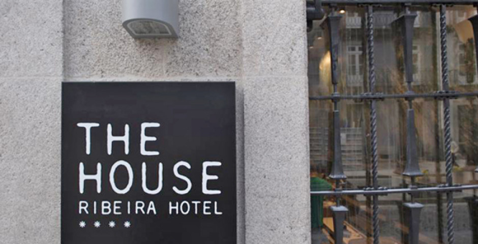 The House Ribeira Hotel