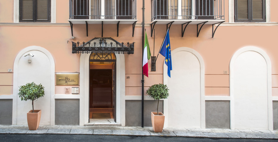 Hotel d'Aragona