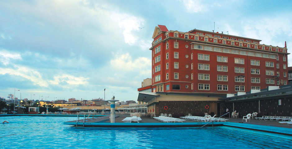 Hotel NH Collection A Coruna Finisterre