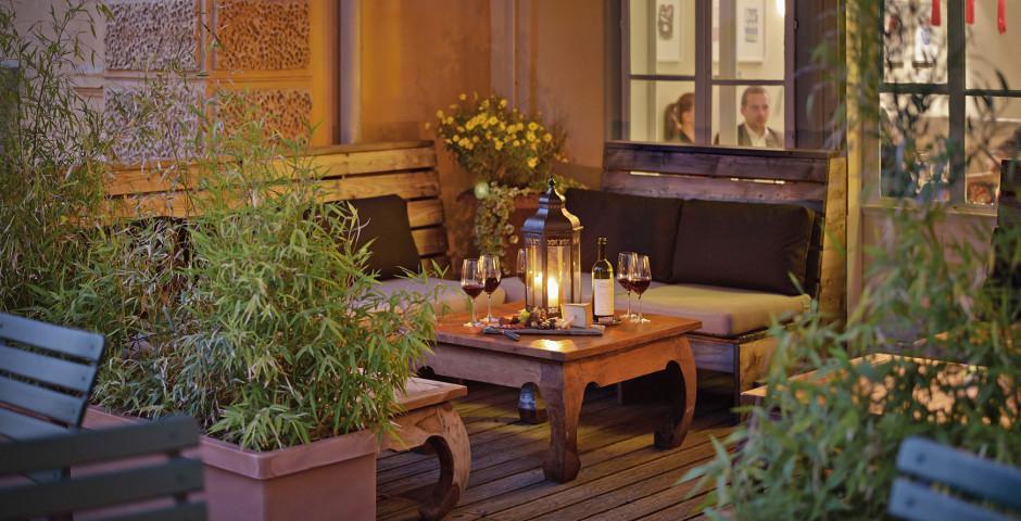 Hotel Saratz - inkl. Bergbahnen (Sommer)