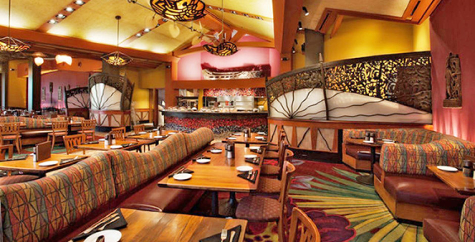 Disney's Polynesian Resort Package