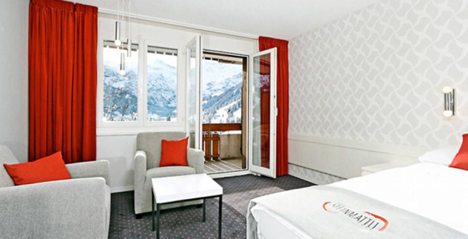 Swiss Quality Steinmattli Adelboden