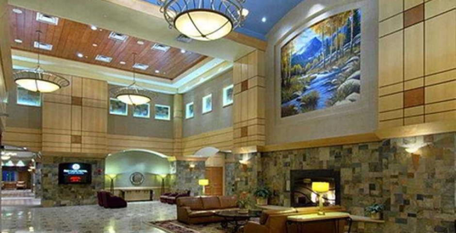 DoubleTree by Hilton Denver Stapleton North