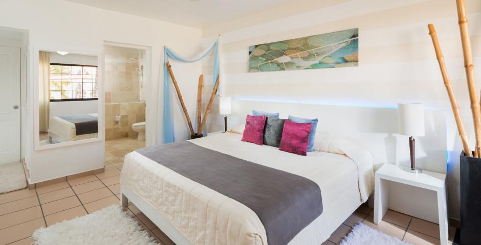 Doppelzimmer - Blue Bay Villas Doradas