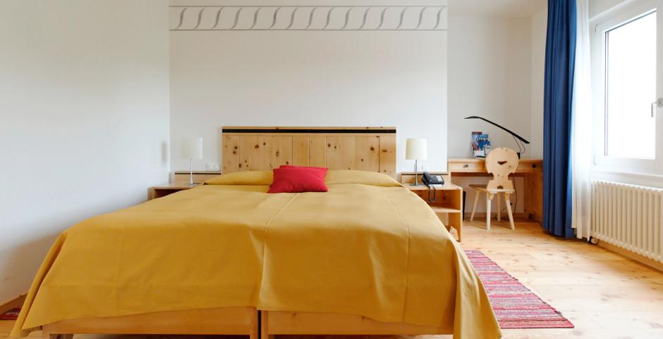Doppelzimmer - Hotel Laudinella