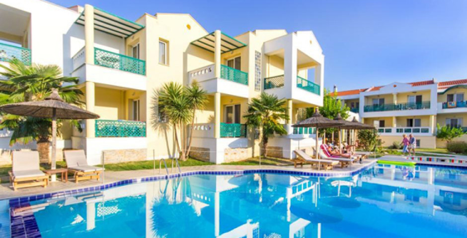 Aegean Sun Apartments