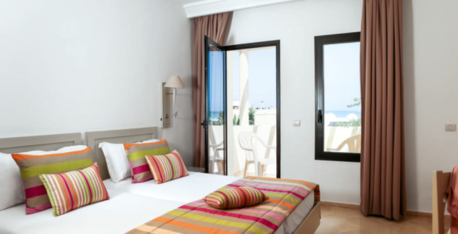 Doppelzimmer Haupthaus - Aldiana Club Djerba Atlantide