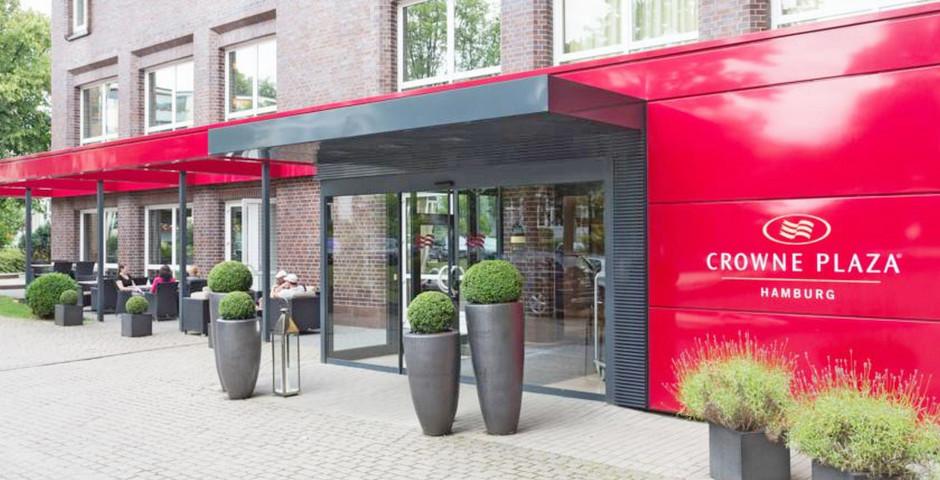 Crowne Plaza Hamburg – City Alster