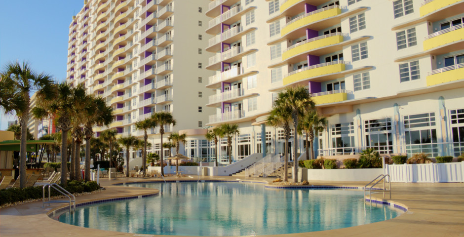 Wyndham Ocean Walk Resort, Daytona Beach
