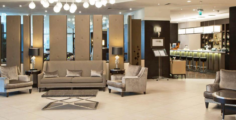 Doubletree By Hilton Luxemburg