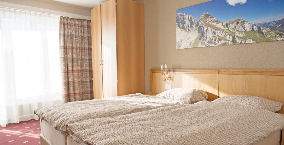 Doppelzimmer - Alpine Classic Hotel - Skipauschale