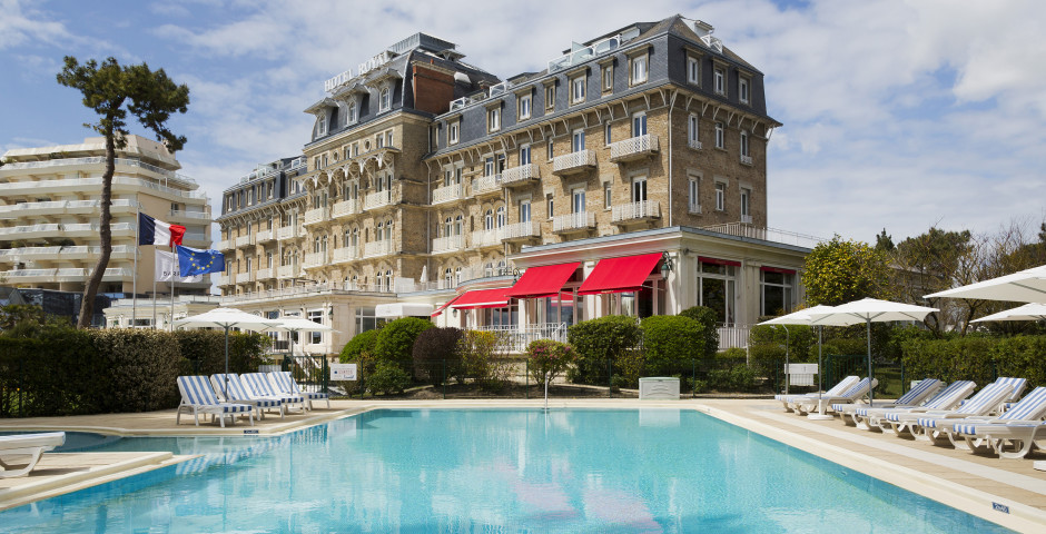 Hôtel Barriere Le Royal La Baule