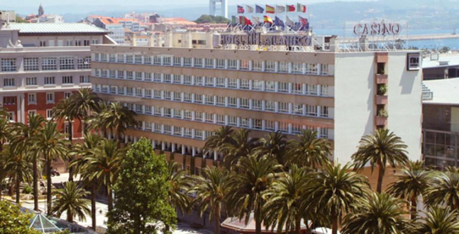 NH La Coruña Atlantico