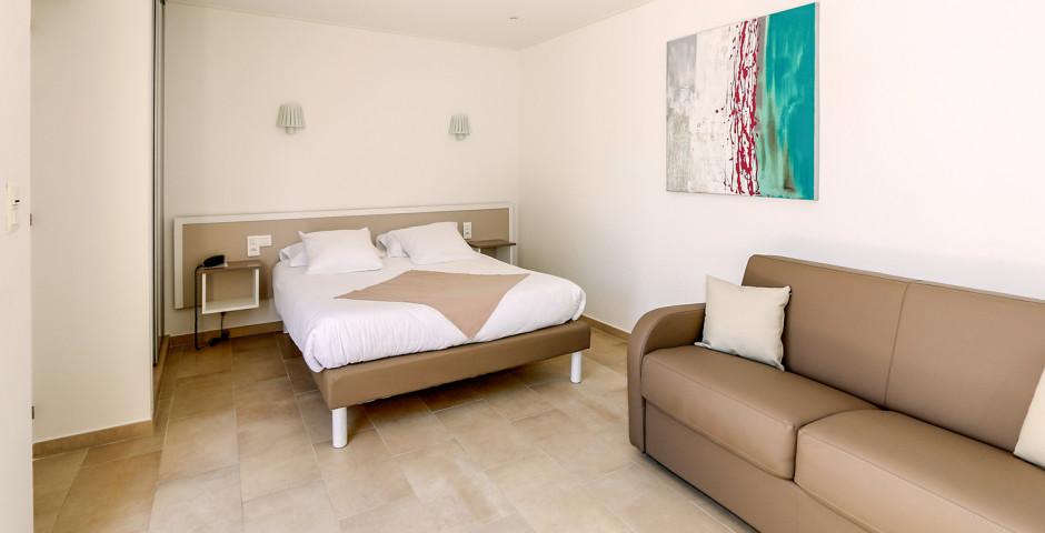 Doppelzimmer - San Pellegrino Hotel Pavillionnaire