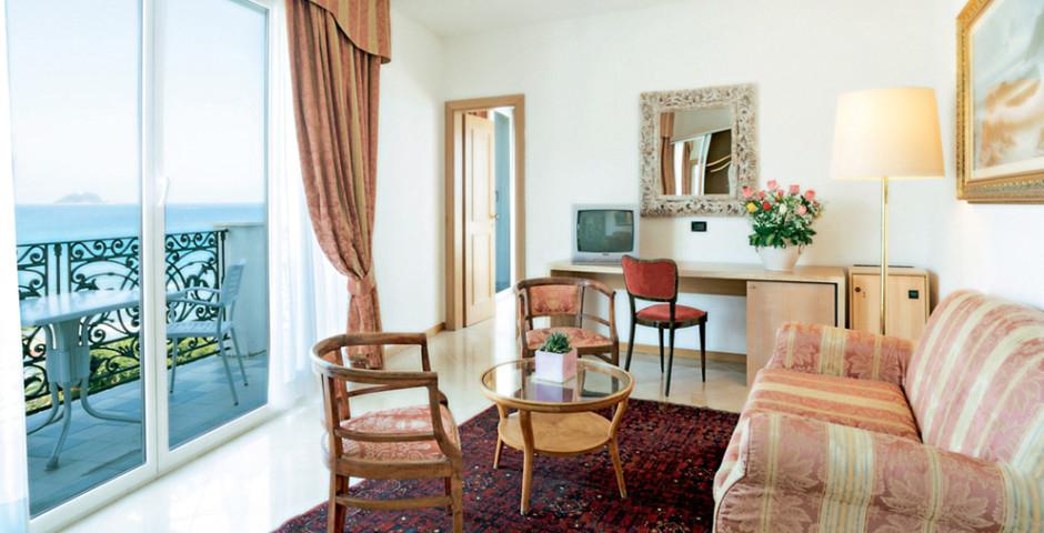 Suite - Grand Hotel Mediterranee
