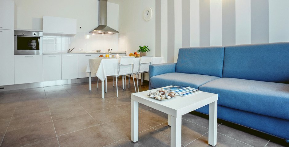 Appartement - Residence Riviera Palace