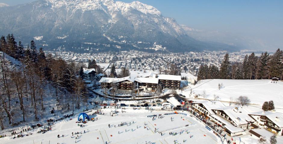 Riessersee Hotel Garmisch-Partenkirchen