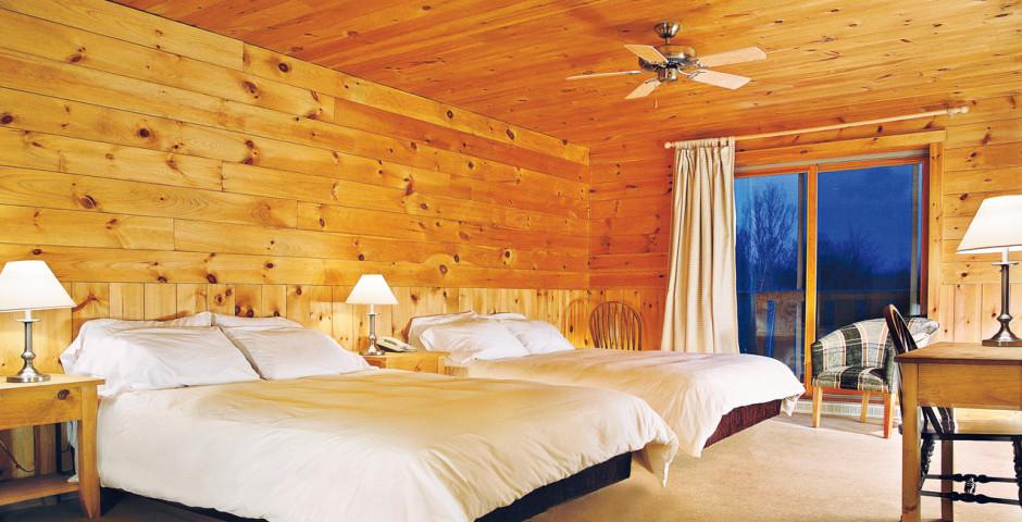 Lakeside-Zimmer - Hotel Sacacomie