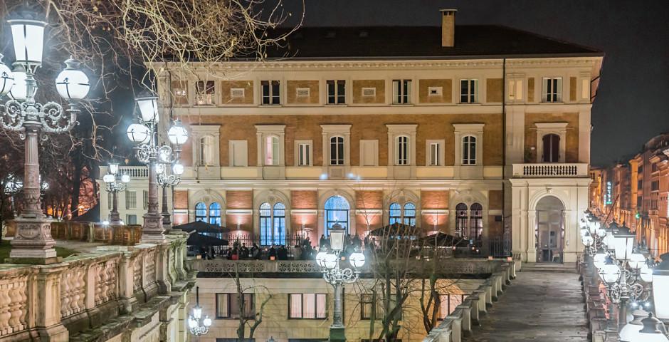 I Portici Hôtel Bologna