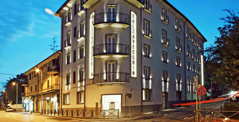 Boutique hotel calzavecchio bologna hotelplan for Boutique bologna