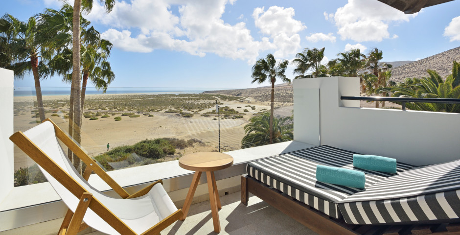 Beach House Junior Suiten Meerblick - Sol Beach House at Meliá Fuerteventura