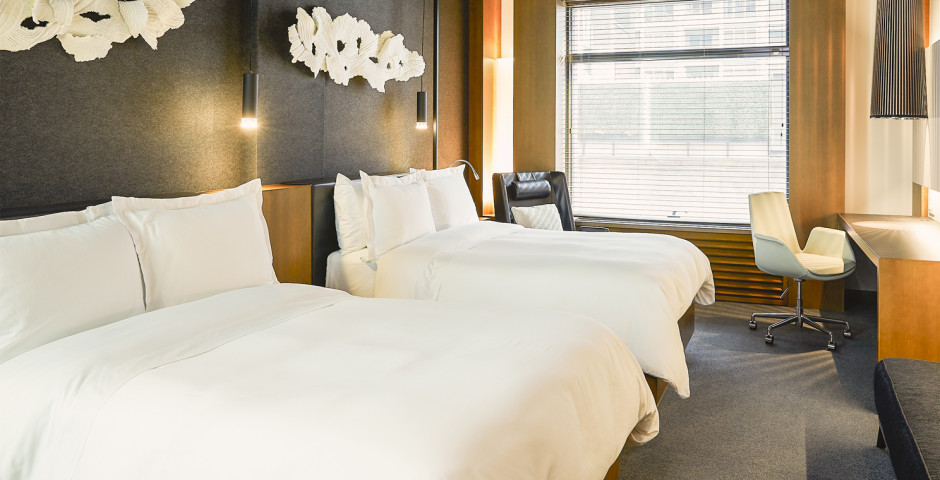 The Classic Room 2 Queen - Le Germain