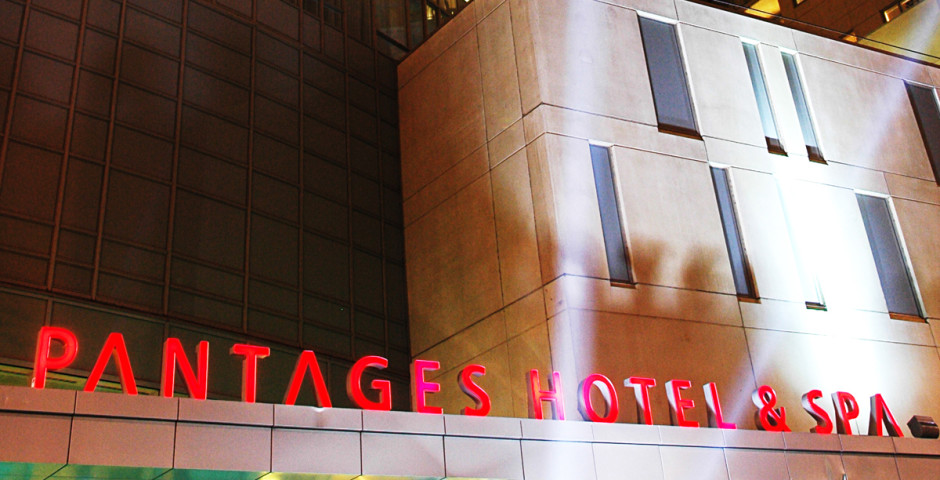 Pantages Hotel
