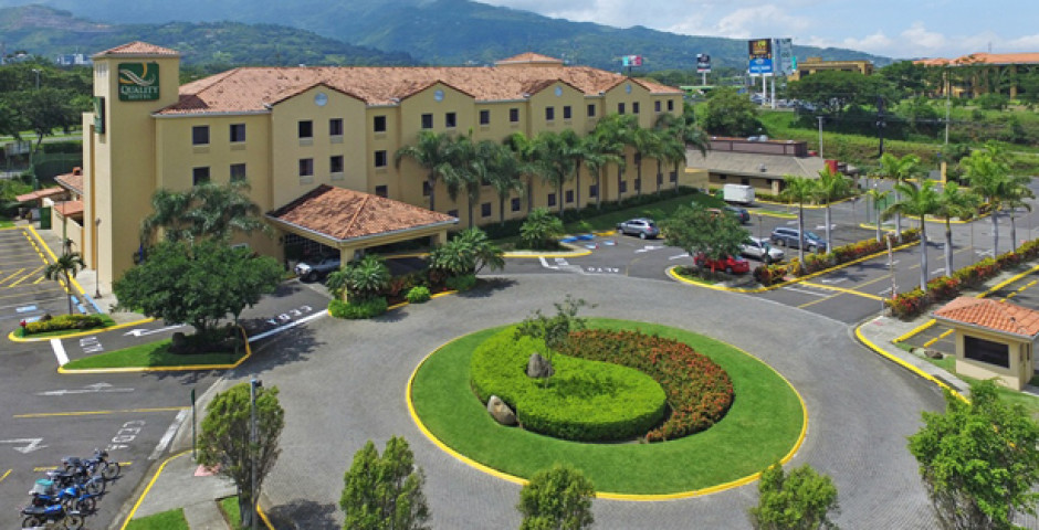 Quality Hôtel Real San José