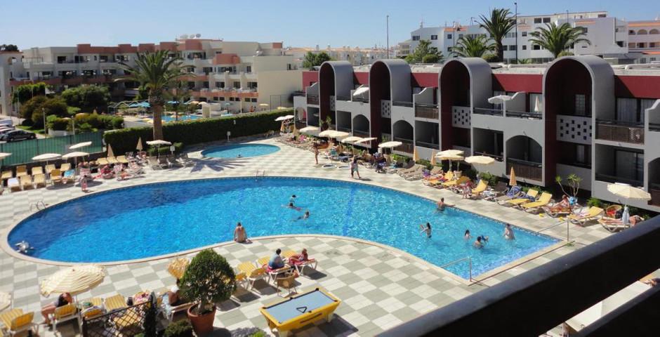 Oura Praia Hôtel