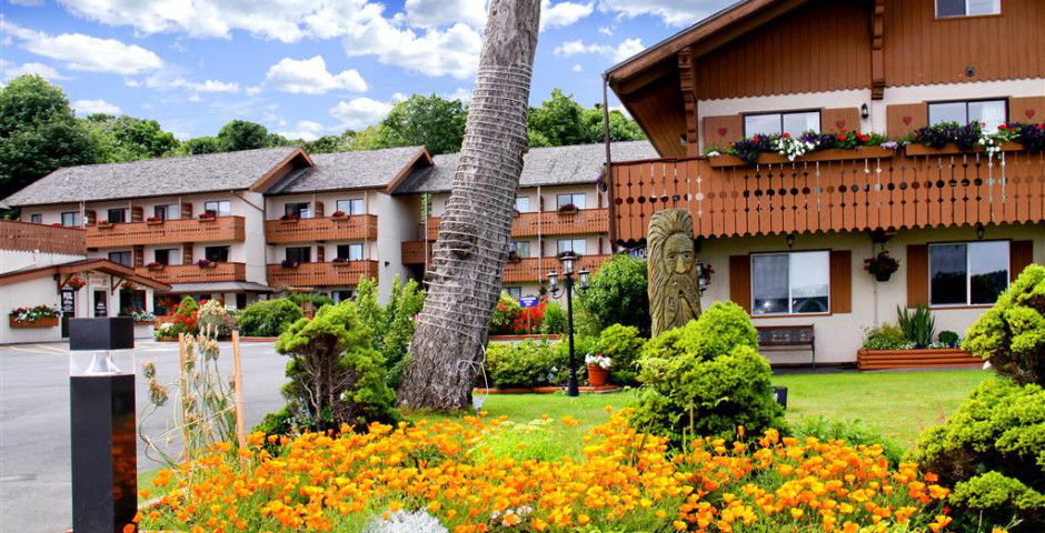 Best Western Plus Austrian Chalet, Campbell River
