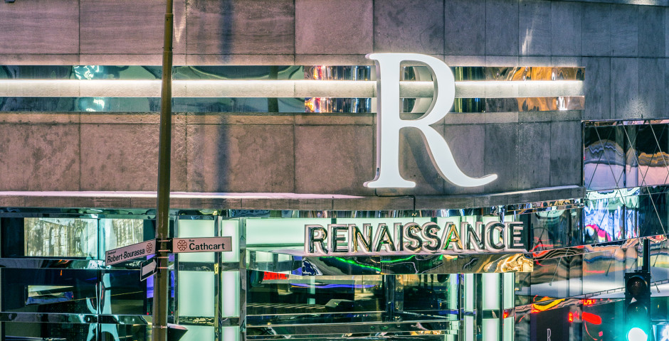 Renaissance Montreal Downtown Hotel