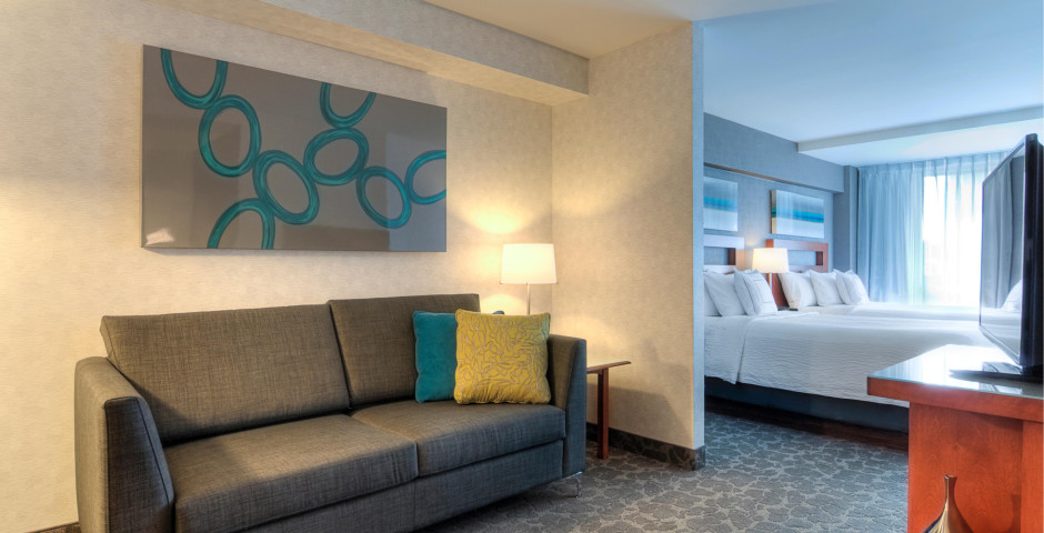 Springhill Suites Marriott Old Montreal