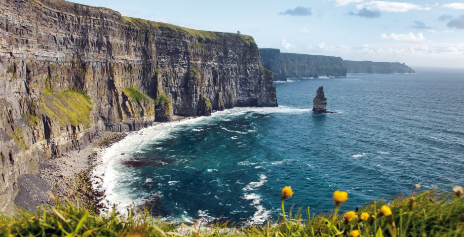 Cliffs of Moher - Fly & Drive Irland