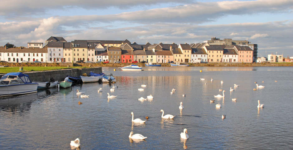 Galway - Fly & Drive Irland