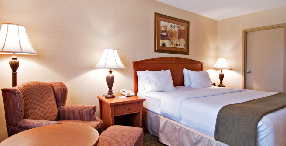 Holiday Inn Express Vancouver Airport-Richmond