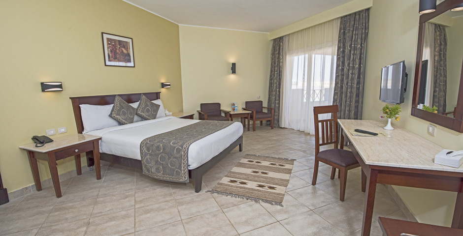Doppelzimmer Superior - Royal Tulip Beach Resort Marsa Alam