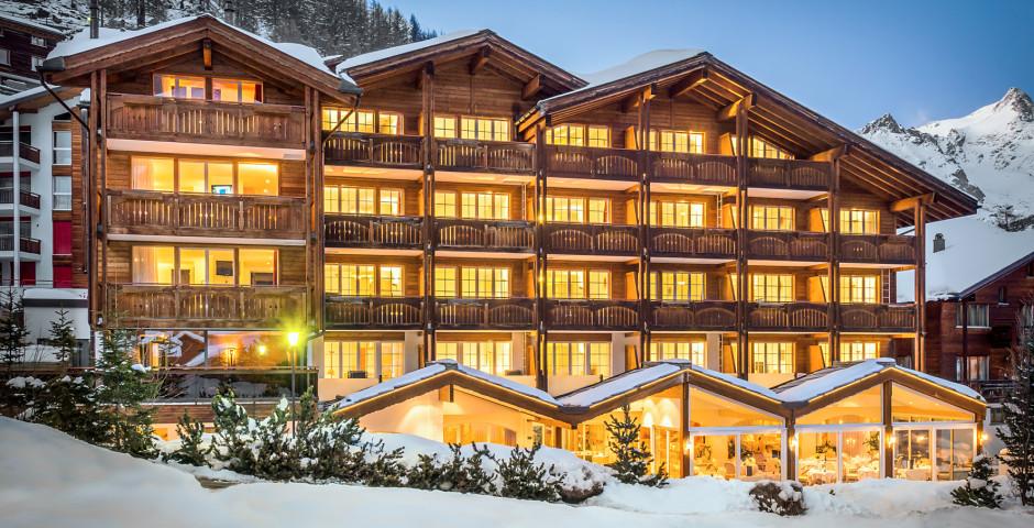 Hotel Schweizerhof Gourmet & Spa