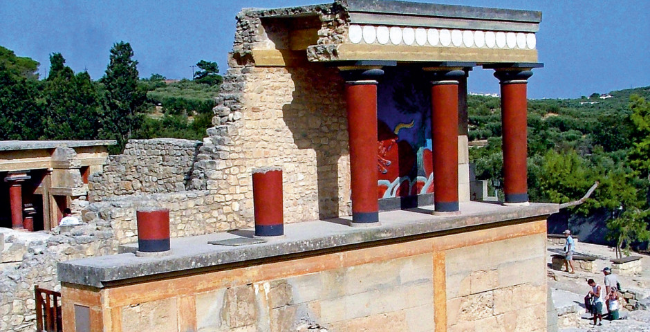 Ostkreta: Knossos